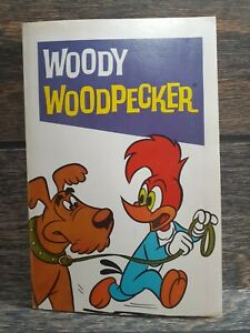 Woody Woodpecker Comic Book Xerox Publications 1971 Walter Lantz Nostalgia VTG