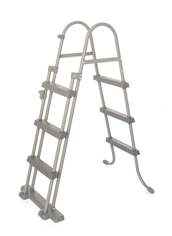 Bestway Flowclear Above Ground Pool Ladder, 42 Inch