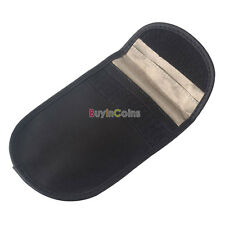 Mobile Cell Phone RF Signal Blocker Anti-Radiation Shield Case Bag Pouch BBDB