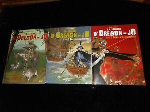 Ramaioli-Trilogy-Oregon-Jo-1-To-3-Editions-Joker-Premier-Drawing