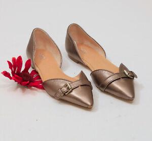 Dr-Scholl-039-s-Original-Collection-Tivoli-D-039-Orsay-Flats-Bronze
