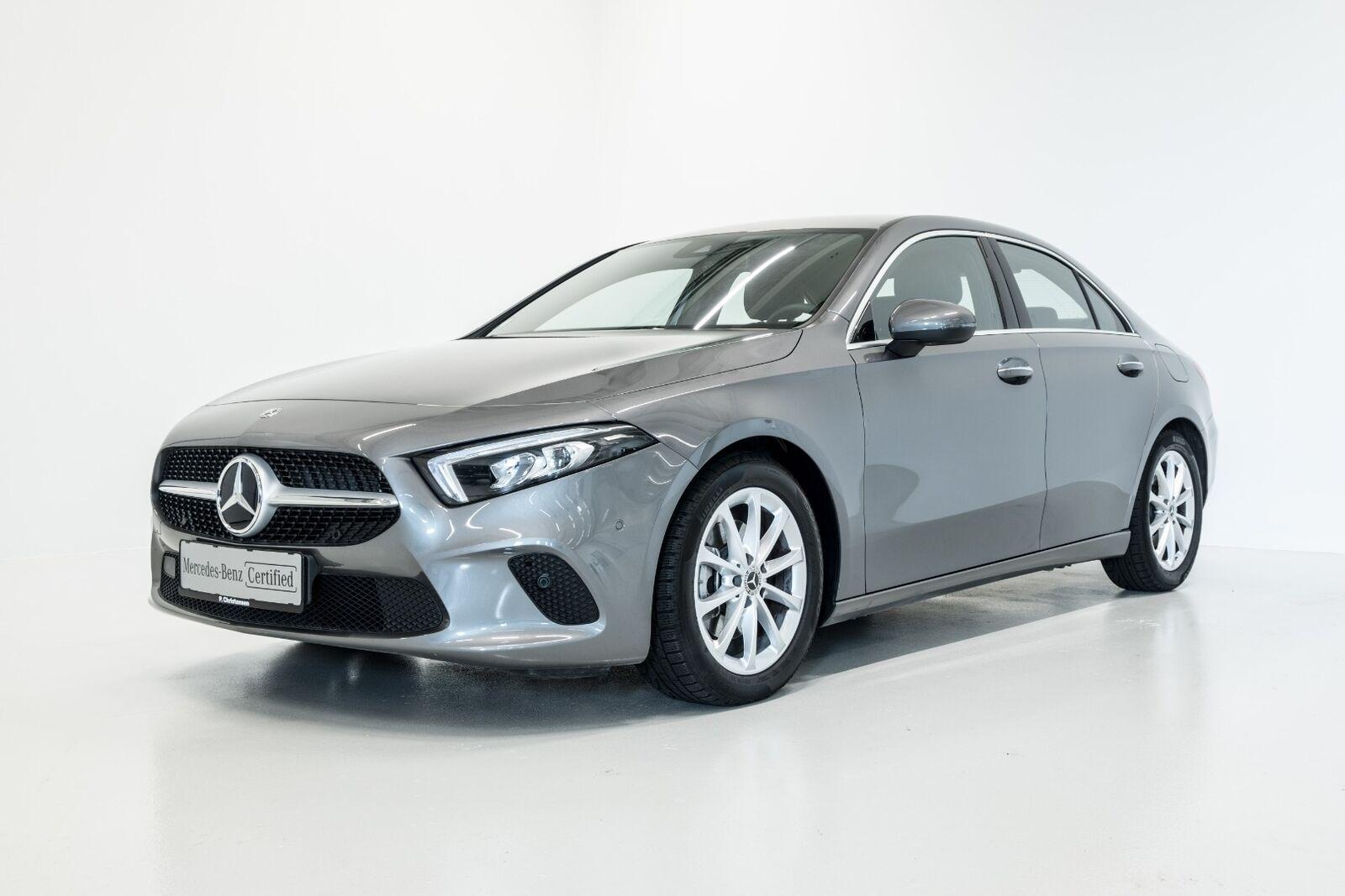 Mercedes A200 1,3 Progressive Line aut. 4d - 369.900 kr.