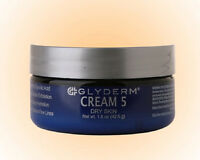 Glyderm Cream 5 -1.5 Oz. Exfoliation For Dry Skin-improve Fine Lines New/unopen