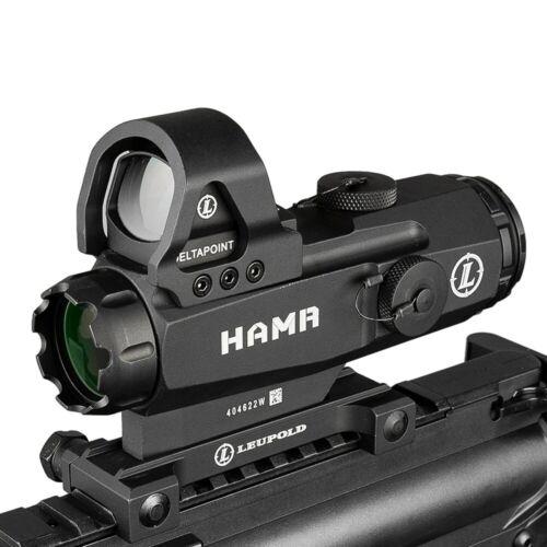 HAMR 4x24 Rifle Scope Lens Red Dot Mark Multi Range 4 High Accuracy Riflescope