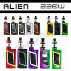 AUTHENTIC SM0K ALIEN 220w TC KIT w TFV8 Baby Beast or Mod Only | NEW COLORS!!!