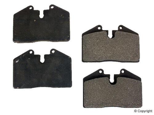 Disc Brake Pad Set-Meyle Semi Metallic WD EXPRESS fits 84-98 Porsche 911