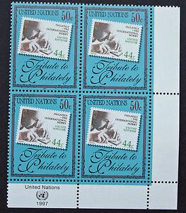 Vereinten-Nationen-New-York-Briefmarke-Briefmarke-Yvert-Und-Tellier-N-734-x