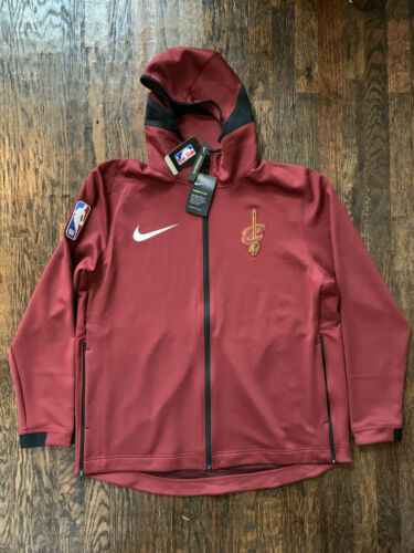 NWT Men/'s Nike Cleveland Cavaliers Therma Flex Showtime NBA Hoodie $150 XL