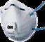 Indexbild 4 - Mundschutz 3M Uvex FFP 2 FFP2  6922 8810 VFlex 9152 2220 Atemschutzmaske  Ventil