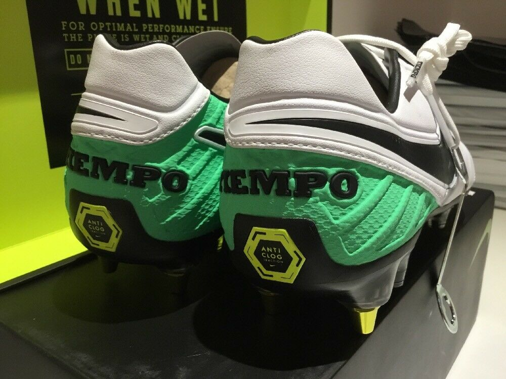 sports shoes ecd61 5a289 ... Nike TIEMPO LEGEND IV SG-PRO AC anti intasamento 869483 869483 869483  104 EURO 41 ...