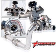 T3/T4 Turbo Charger Kit W/ Turbonetics Turbocharger EF EG EK DA DC2 B16 B18 B16A