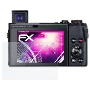 Pellicola-Vetro-per-Canon-PowerShot-G5-X-Mark-II-9H-Armatura-di-protezione