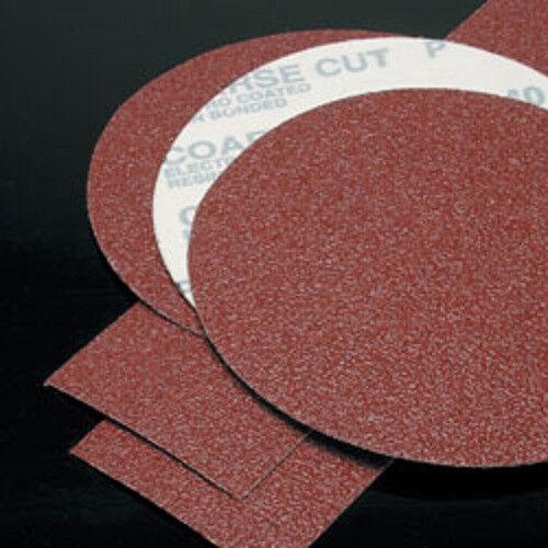 """Mirka Royal Course Cut 8/"""" PSA Discs Grade 40 50 discs 40-352-040"""