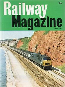 The Railway Magazine April 1975 published by IPC Transport Press - <span itemprop=availableAtOrFrom>Machynlleth, Powys, United Kingdom</span> - I do try to list all items as accurately as possible and am dedicated to superior customer service. If for any reason you are not 100% satisfied with your purchase, please let  - Machynlleth, Powys, United Kingdom