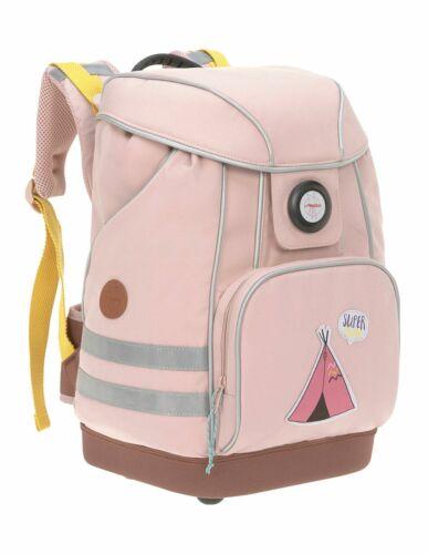 Lässig Magic School Set Schulranzen Tasche Tipi Rosa