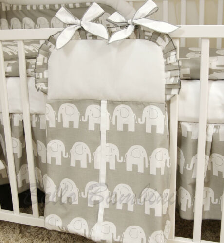 SALE!!!! BABY COT  NAPPY STACKER BAG TISSUE 100/% COTTON