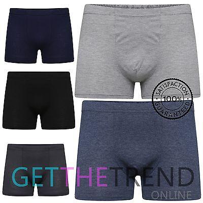 2019 Mode Mens Plain Jersey Boxers Mens 3,6,9,12 Pack Boxer Shorts Trunks Cotton Short Um Das KöRpergewicht Zu Reduzieren Und Das Leben Zu VerläNgern