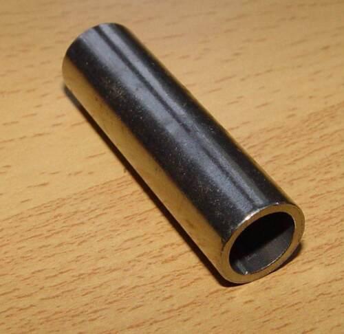 Achse 62 x 20 x 12,2 mm Reduzierhülse Distanzrohr Buchse Reduzierrohr Rohr