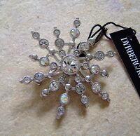 Dyrberg Kern Brosche Asera S / Crystal