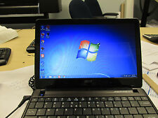 "Acer Aspire One AO722 4GB RAM 11.6"" 320GB HDD Laptop Netbook C-60 1GHz"
