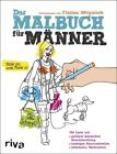 Das Malbuch für Männer von Florian Mitgutsch (2014, Taschenbuch)
