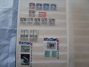 Collection of 18 Fine/Used/Unused Stamps from Canada