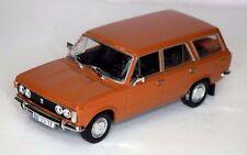 Russian, Polish etc cars, Polski Fiat 125P Kombi + Free Display case