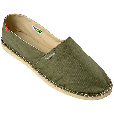 Preciso Havaianas Origine Iii Espadrilles Sandalo Slipper Scarpe Green 4137014.0869-
