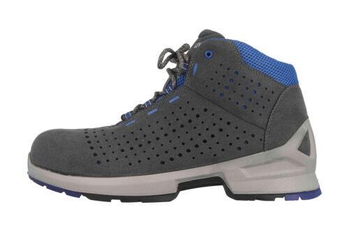 Uvex Scarpe da lavoro in oversize grigio 8541.0/8541.8 grandi scarpe da uomo