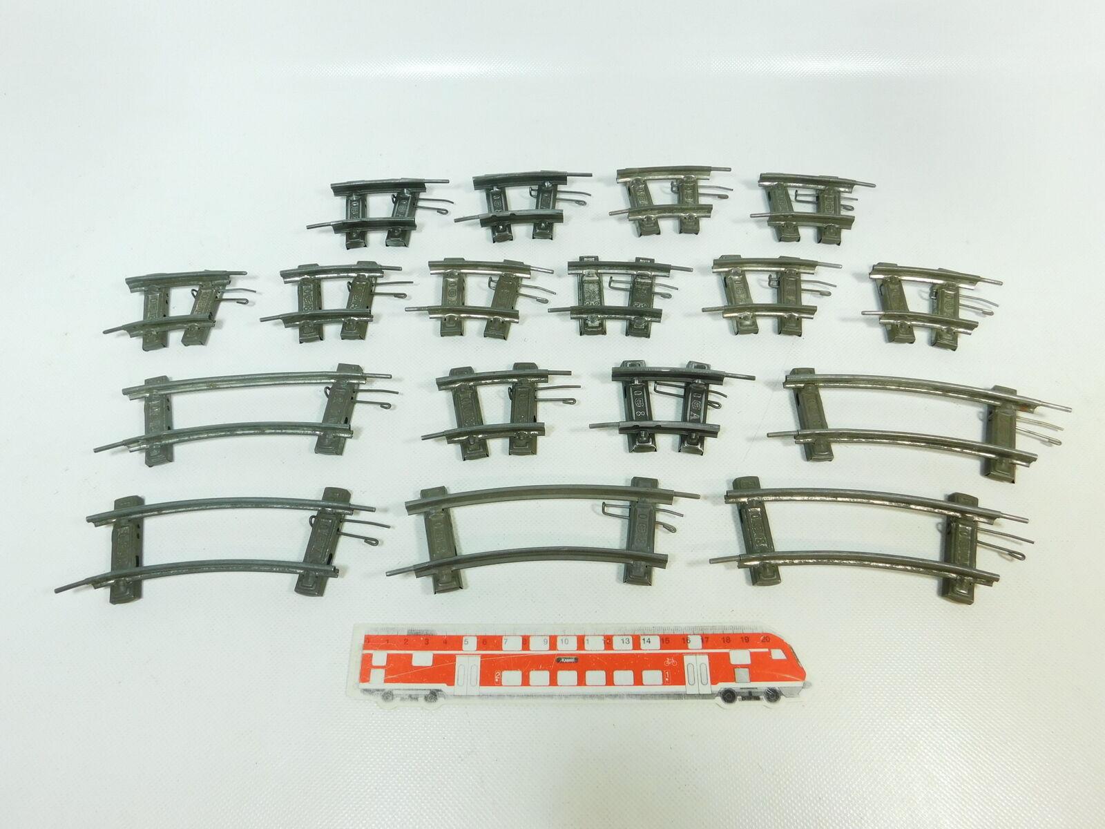 BR853-1 x Märklin Escala 0 Pieza de Equilibrio   vía Curva para Accionamiento
