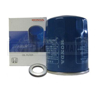 Véritable filtre à huile /& Sump Plug Rondelle Pour Honda Integra DC2 DC5 Type R B18 K20
