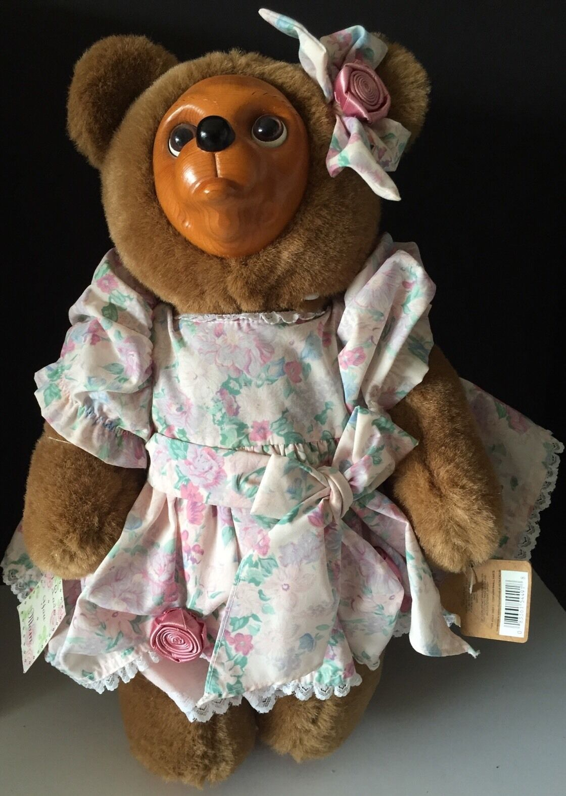 ROBERT RAIKES SIGNED/NUMBErosso 1993  SOPHIE  MOTHER'S DAY BEAR