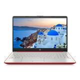 NEW HP 15.6 inch HD Intel N5000 4GB DDR4 128GB SSD Webcam BT Win 10 Scarlet Red