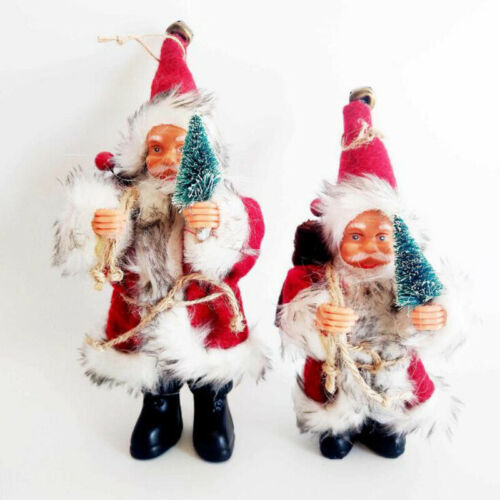 Baby Santa Doll Party Ornaments Pendant Toys Cute Small Christmas Decorations
