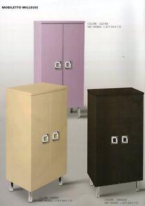 Mobili bagno mobile bagni scarpiere moderno moderni for Mobili multiuso