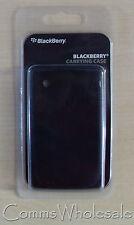 Genuine Original Blackberry 8520 Black Protective Silicone Phone Skin - NEW