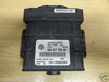 VW POLO 2009 1.4 AUTO GEARBOX CONTROL MODULE 09G 927 750