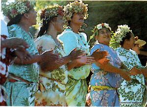 Yt 335 Groupe De Chant Tahiti PolynÉsie FranÇaise Fdc 1° Jour De Nouvelles VariéTéS Sont Introduites Les Unes AprèS Les Autres