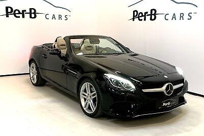 Annonce: Mercedes SLC200 2,0 aut. - Pris 0 kr.