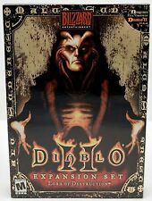 NEW SEALED Diablo II LORD of DESTRUCTION Game Expansion PC/MAC Windows 10/8/XP 2