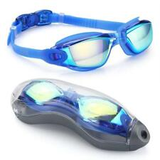 742bb3600d5 Buy Swimming Goggles 100 UV Protection No Leaking Triathlon Swim ...