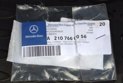 Mercedes-Benz Cap lock cylinder