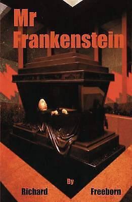 Mr Frankenstein, Paperback by Freeborn, Richard, Brand New, Free P&P in the UK