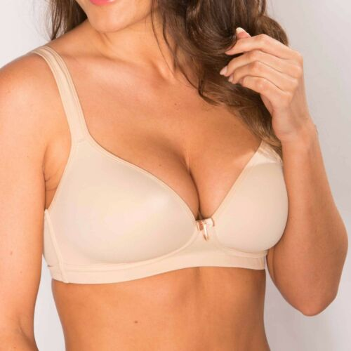 Pour Moi Non Wired T-Shirt Bra Champagne 3824