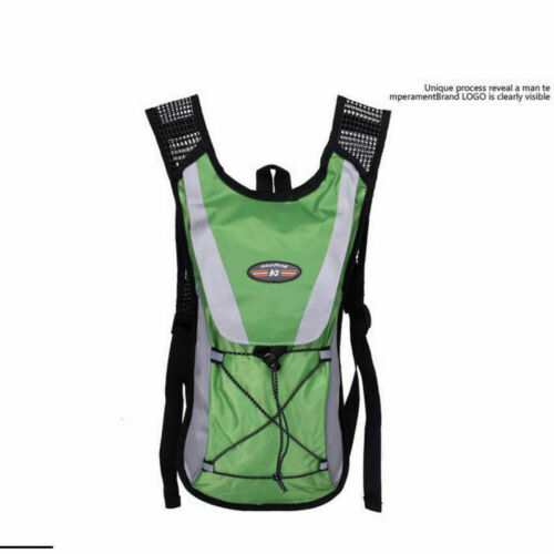 Cycling Backpack 2L Water Bladder Bags Hydration Packs Hiking Outdoors Running