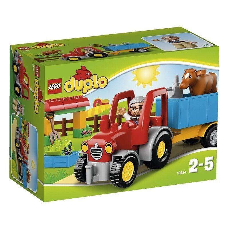 Lego 10524 - El tractor de la Granja - NUEVO