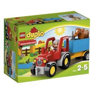 Lego 10524 - Le nouveau tracteur agricole