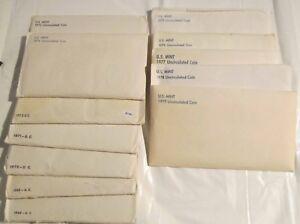 1968-to-1979-US-Mint-Mint-Sets-12-Set-69-70-71-72-73-74-75-76-77-78-Mint-Sets
