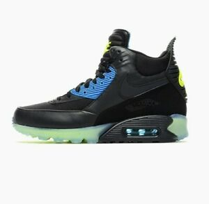 d826f3b1ac N i k e Men Air Max 90 Sneakerboot Ice Shoes 684722-001 SIZE 8-12 ...