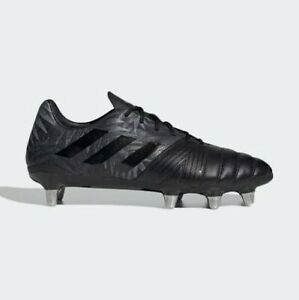 ADIDAS KAKARI SG MEN'S RUGBY BOOTS . SIZE: 9 USA. NEW IN BOX!